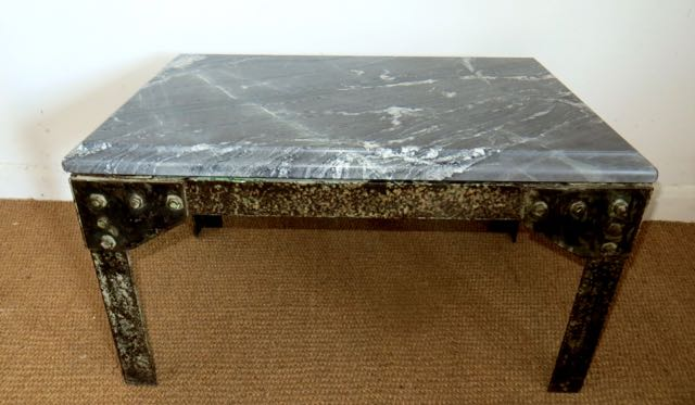 Picture of Crafted coffee table