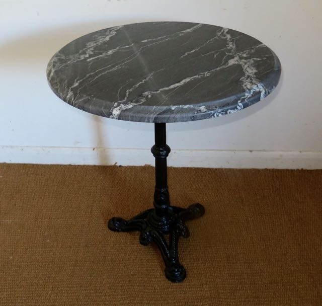 Picture of  Cast iron table