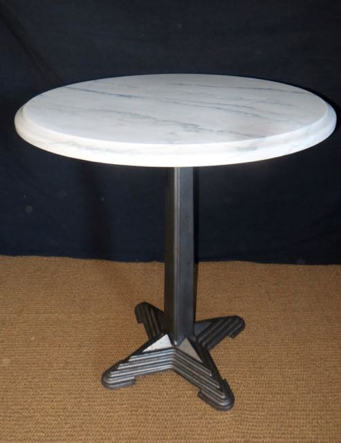 Picture of One of a pair of Art Deco tables