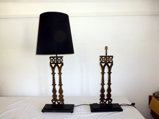 Picture of Balustrade Table Lamps