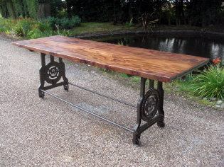 Picture of Industrial B Table