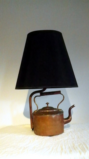 Picture of Kettle Lamp