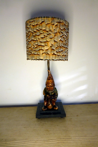 Picture of Gnome lamp