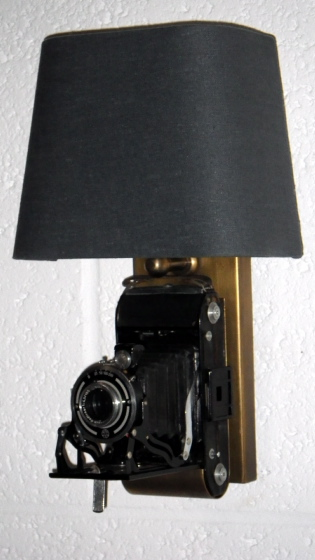 Picture of Kodak Camera Wall Light