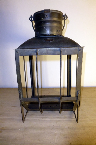 Picture of Boxed ships lantern