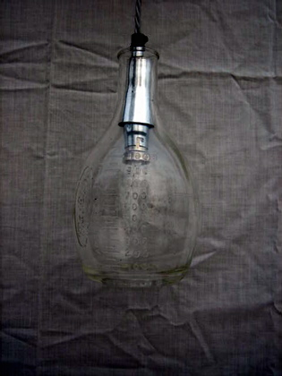 Picture of Mill bottle ceiling light