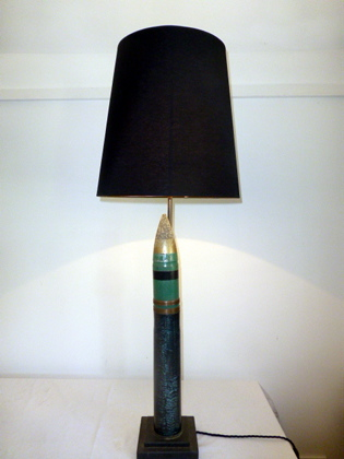 Picture of Missile Lamp