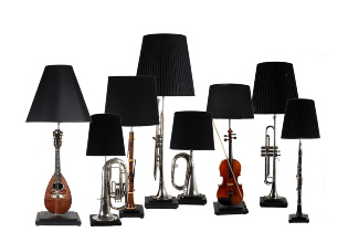 Picture of Musical Lamps