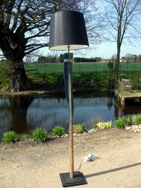 Picture of Trinity College Rowing Oar Lamp