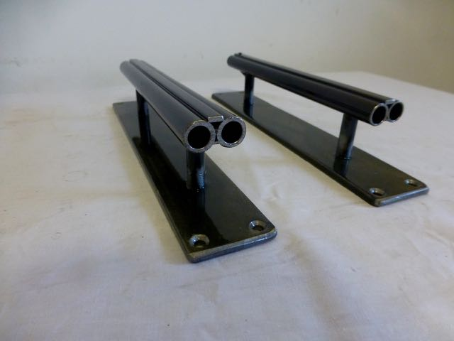 4.10 gun barrel door handles