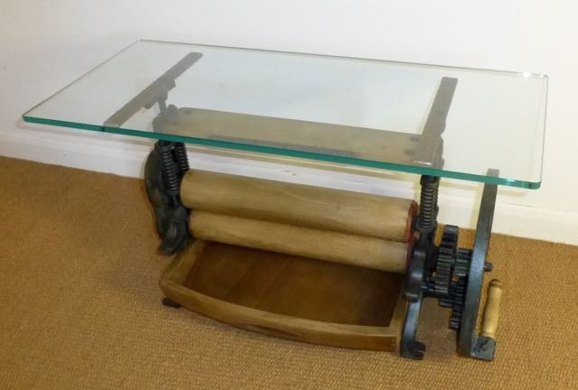 Picture of Mangle coffee table