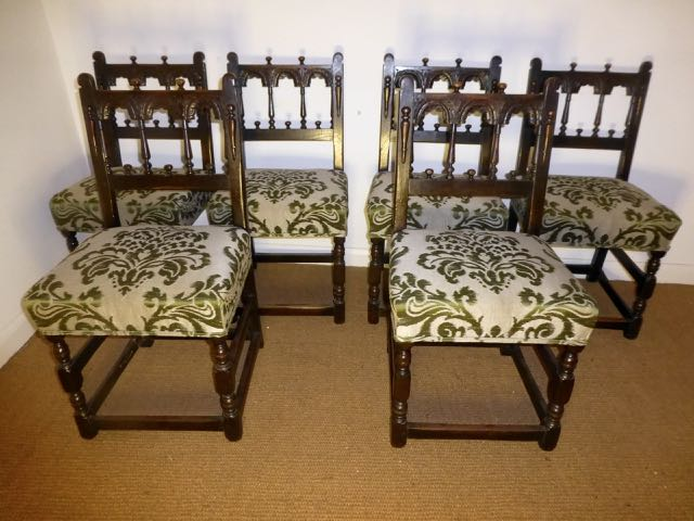 Picture of 6 Dinning chairs