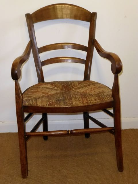 Picture of Rush seated elbow chair