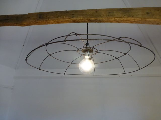 Picture of Victorian Rose support pendant light