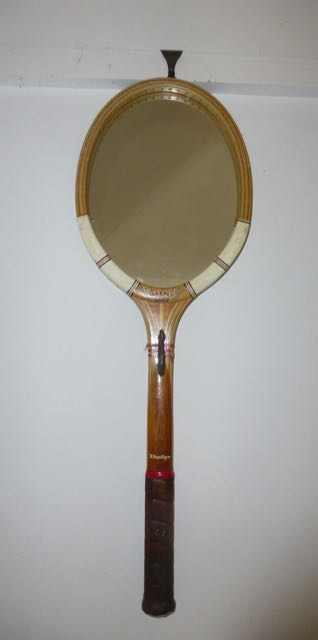 Picture of Maxply Tennis racket mirror