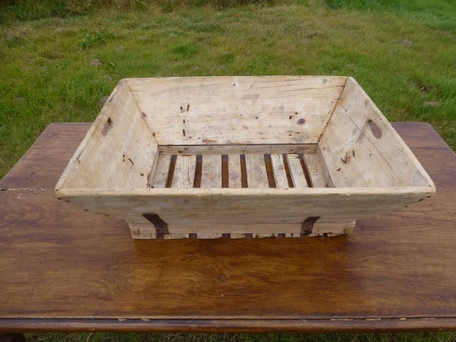 Picture of French grape boxes