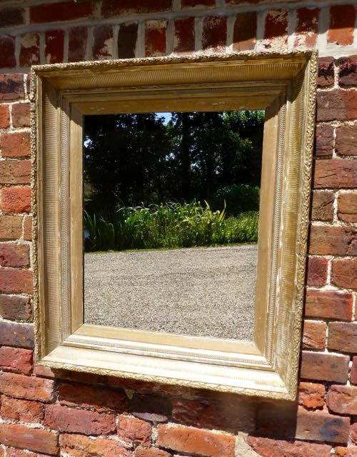 Picture of Picture frame mirror