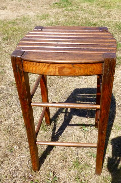 Picture of French work stool