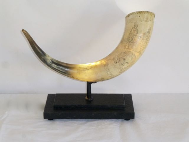 Picture of Horn lamp