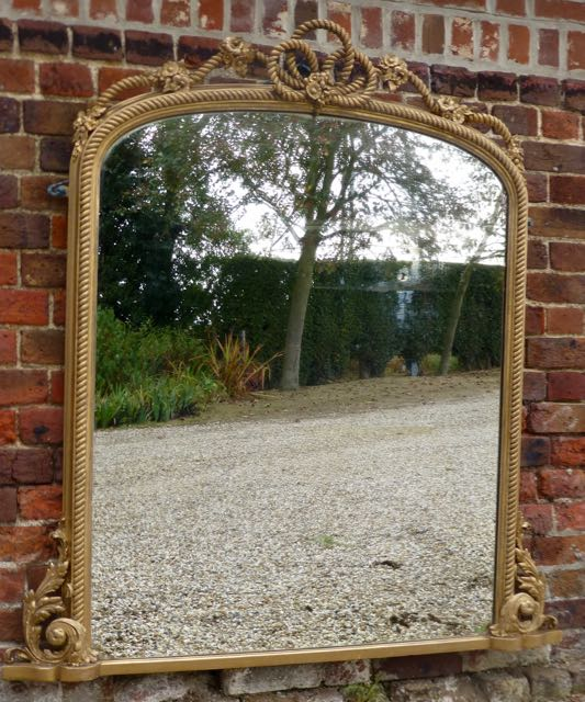 Picture of Early Victorian Mirror