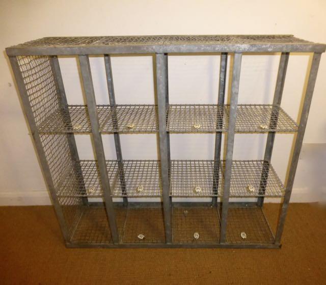 Wire locker