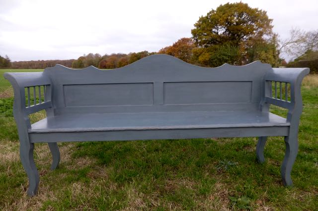 Picture of Europien bench