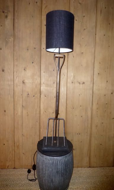 Picture of Fork lamp