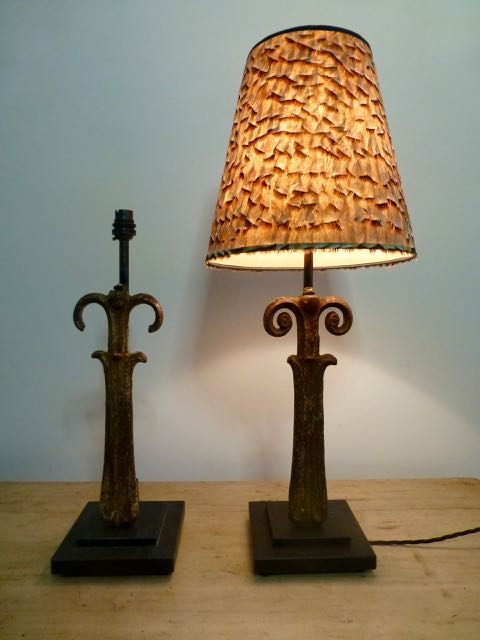 Picture of Rams balustrade lamp