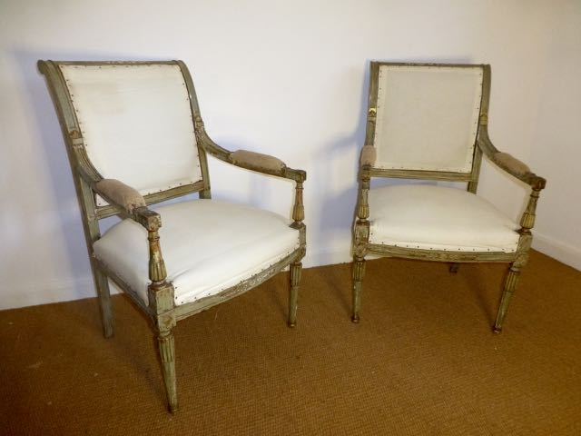 Picture of Pair of French Chairs
