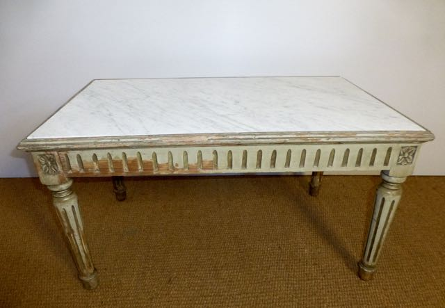 Picture of French coffee table