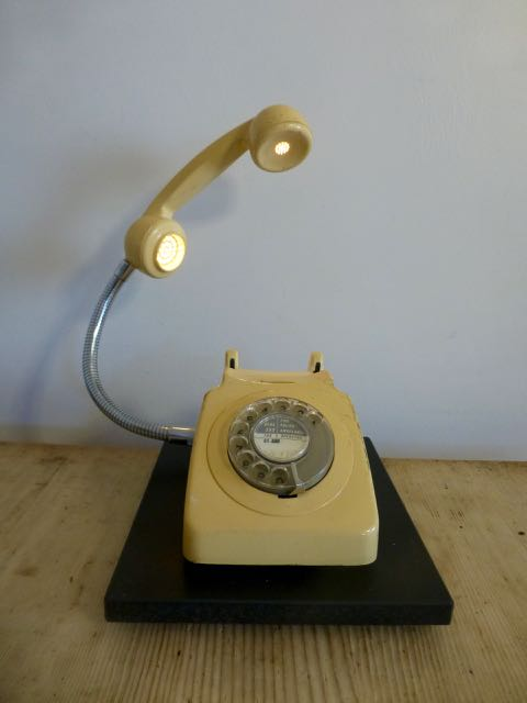Picture of Mid century phone