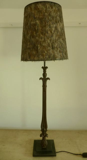 Picture of Balustrade table lamp