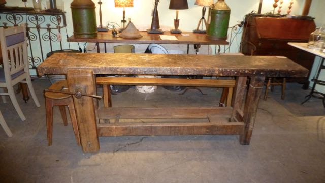 French Work Bench