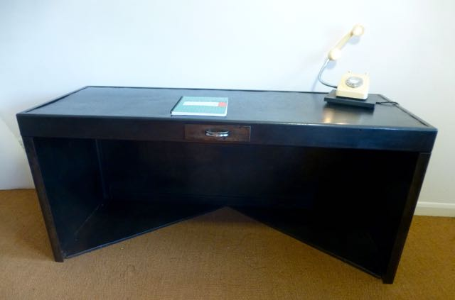 Picture of French metal desk
