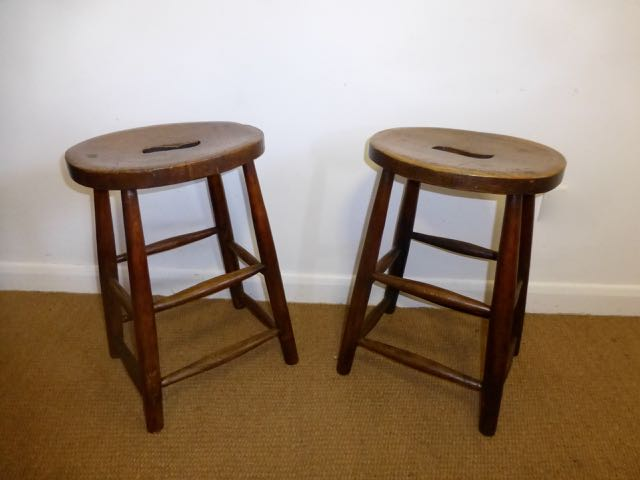 Picture of Pair of stools