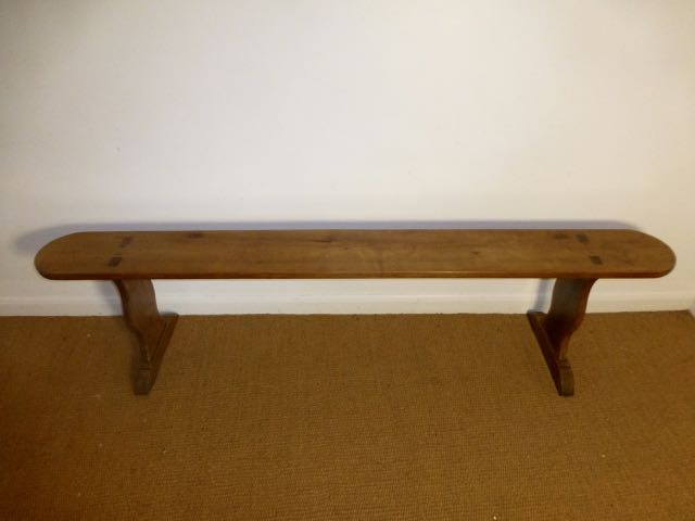 Picture of French cherry bench