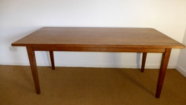 Picture of French cherry table