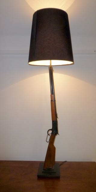 Picture of Air rifle lamp