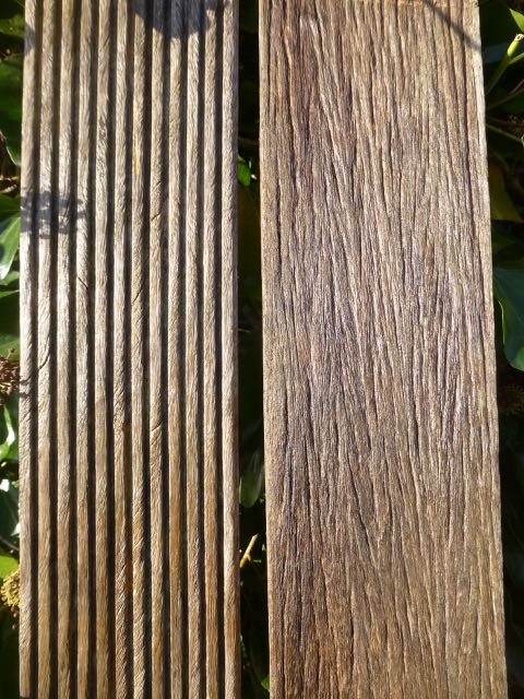 Picture of Teak planks