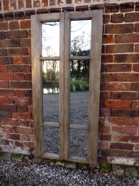 Picture of European oak window
