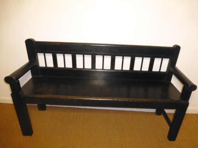 Picture of Biedermeier bench