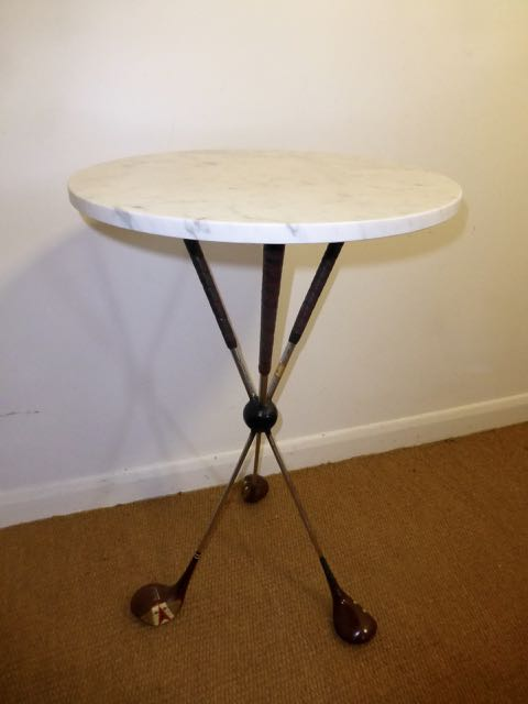 Picture of Golf club table
