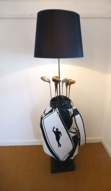 Picture of Golf bag lamp