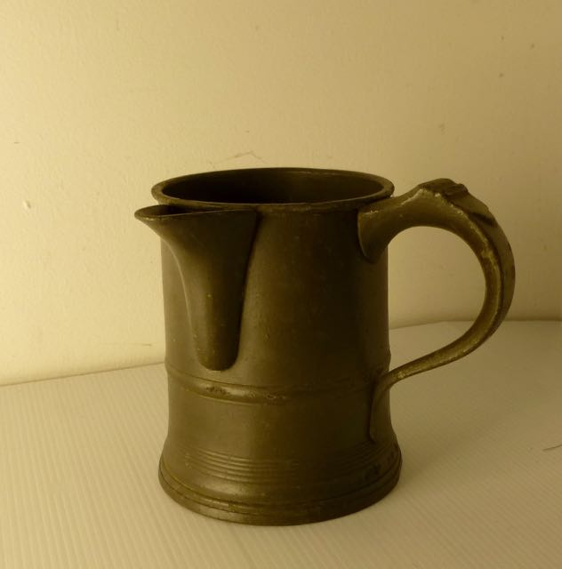 Picture of Pewter jug
