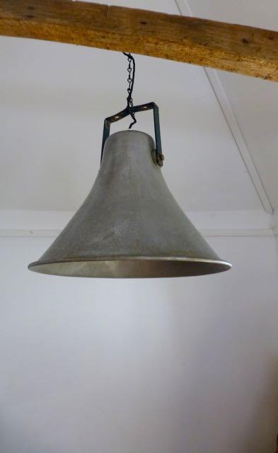 Old Fair ground speaker pendant