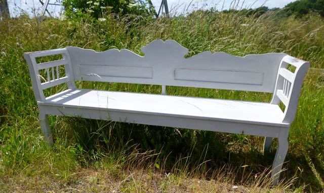 Picture of European bench