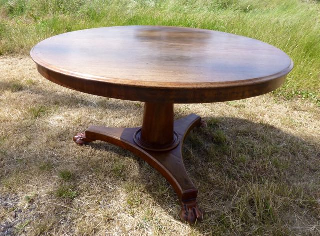 Picture of 19th century Victorian Breakfast table
