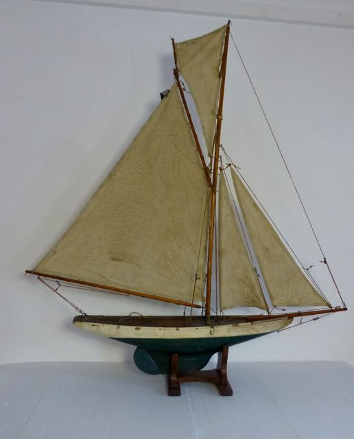 Picture of Victorian Pond Yacht