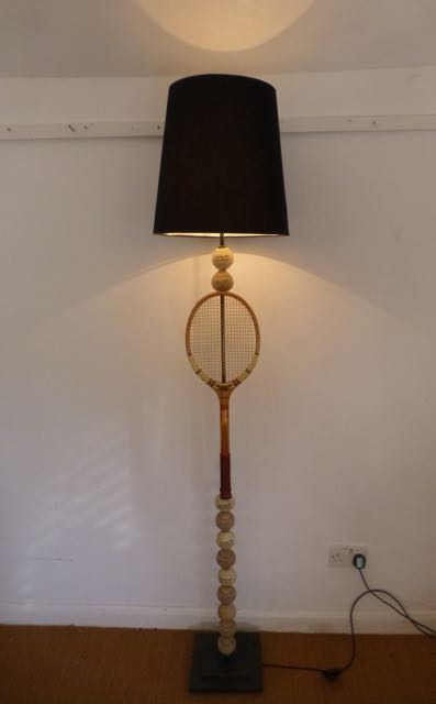 Picture of Tennis standard lamp