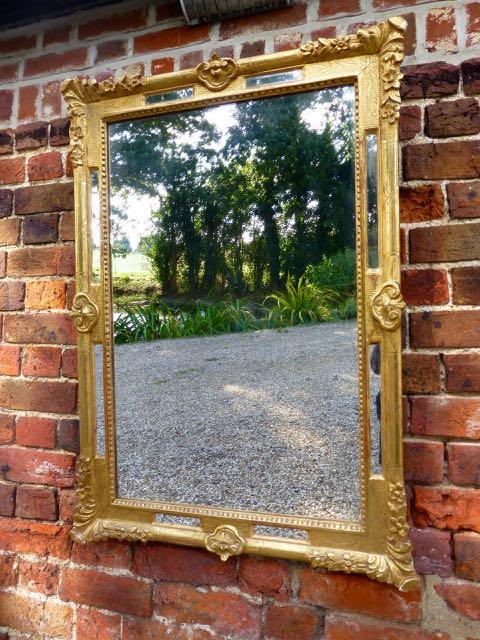 French margins mirror